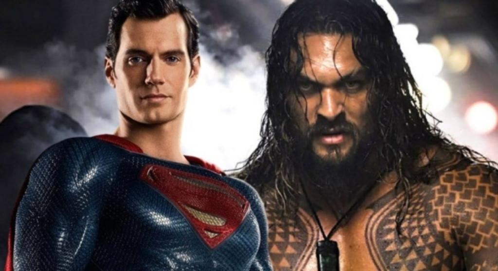 hai huoc voi man chuc mung cua superman henry cavill toi thanh cong cua aquaman