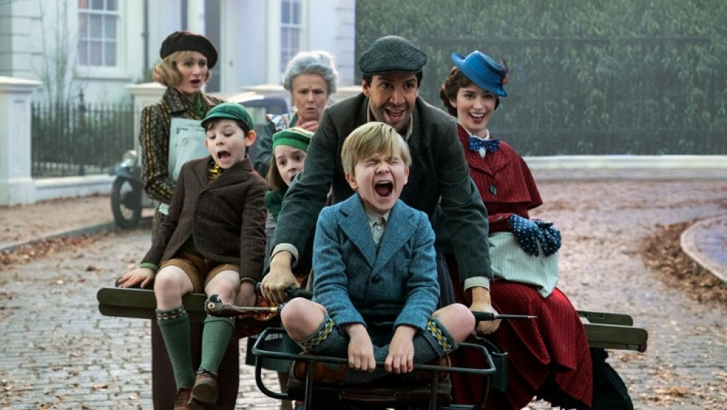 disney hung thu voi viec thuc hien mary poppins returns 2