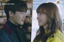 Lee Jong Suk và bạn diễn hơn 10 tuổi tình tứ trong teaser drama 'Romance is a bonus book'