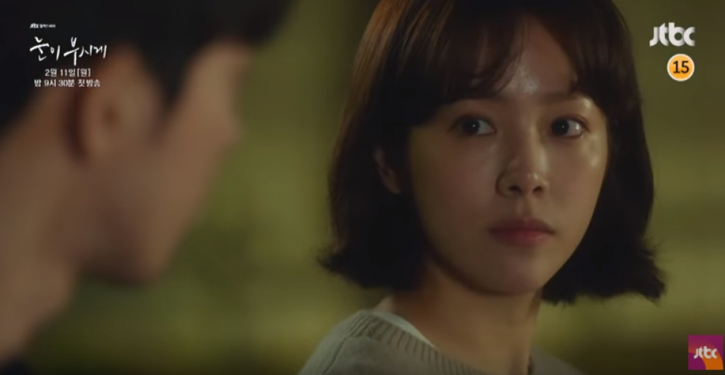 cung xem nam joo hyuk say me han ji min ra sao trong teaser cua drama dazzling