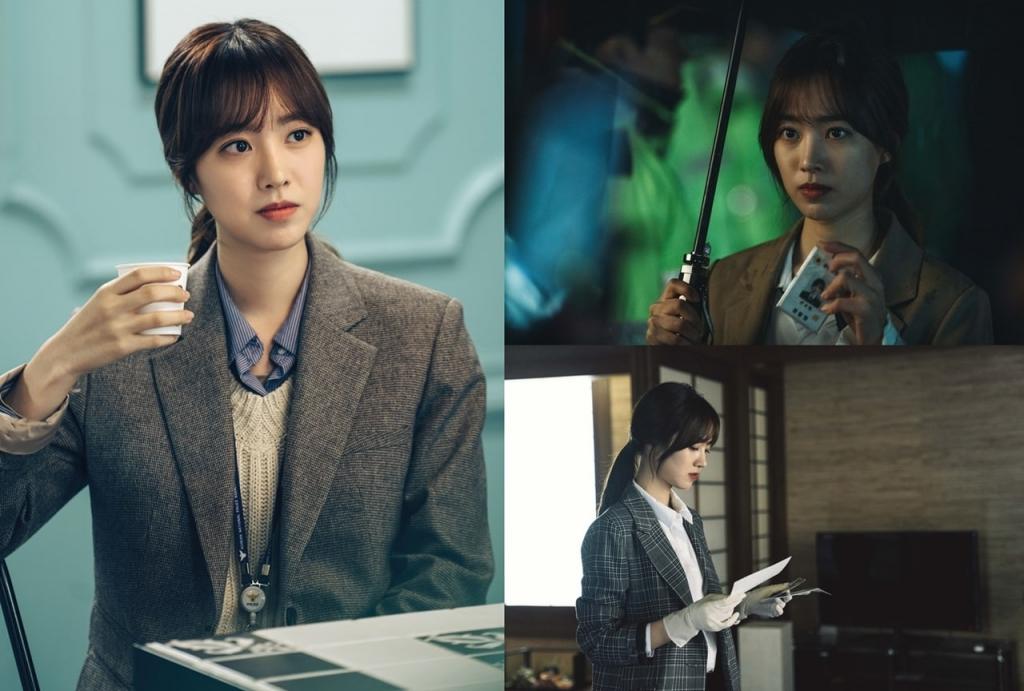 jin se yeon dep den nao long trong drama ky bi items ben canh joo ji hoon