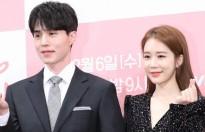 Lee Dong Wook và Yoo In Na đẹp đôi hết cỡ trong họp báo ra mắt phim 'Touch your heart'