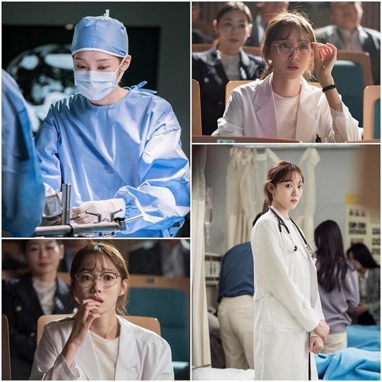 romantic doctor kim 2 tien nu cu ta lee sung kyung tro lai lam bac si