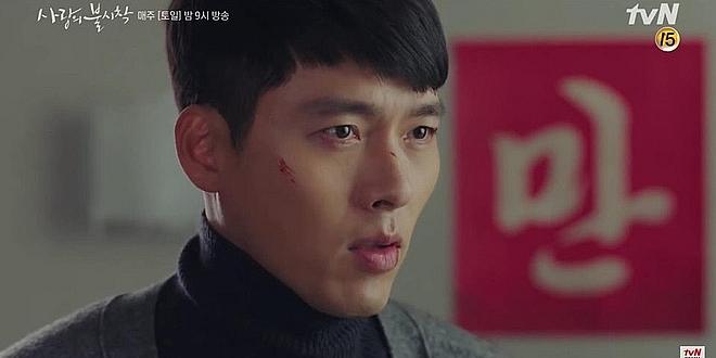 hyun bin dien cuong dan mat hon the trong preview tap 9 ha canh noi anh vi nghe tin son ye jin bo mang