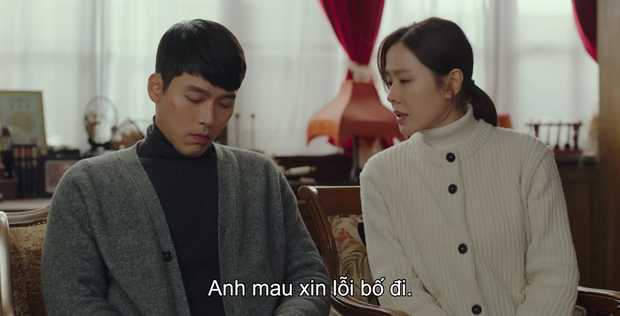 ha canh noi anh tap 9 hoc lom son ye jin bi kip chinh phuc bo me chong