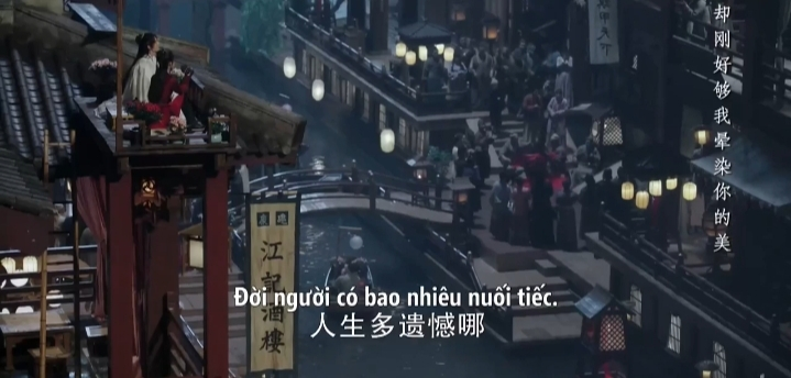 'Hữu Phỉ': khán giả quắn quéo trước cảnh Chu Phỉ chủ động hôn Tạ Doãn