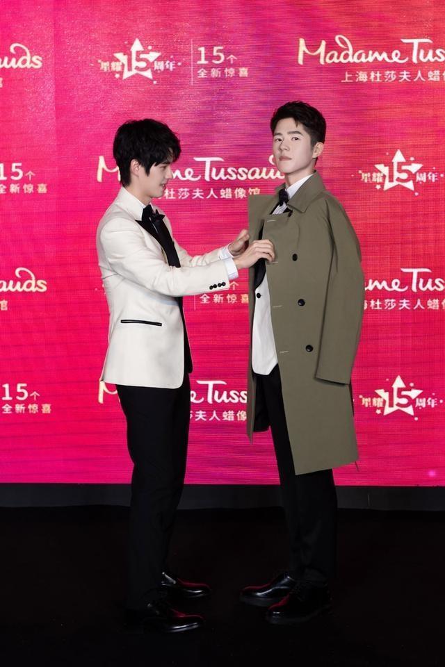 Ra mắt tượng sáp của Lưu Hạo Nhiên, Thám tử phố Tàu 3 sắp công chiếu