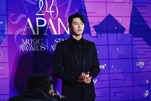 Hyun Bin ngọt ngào nhắc đến nửa kia tại lễ trao giải ASA