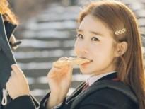 'Đốn tim' với hình ảnh Yoo In Na diện đồng phục học sinh