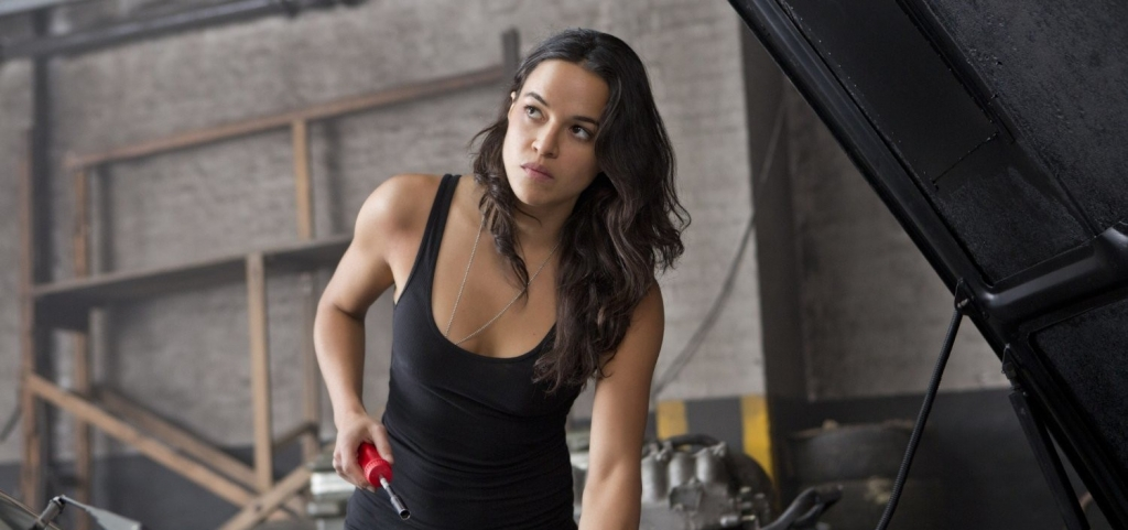 michelle rodriguez luong lu viec tro lai voi fast and furious