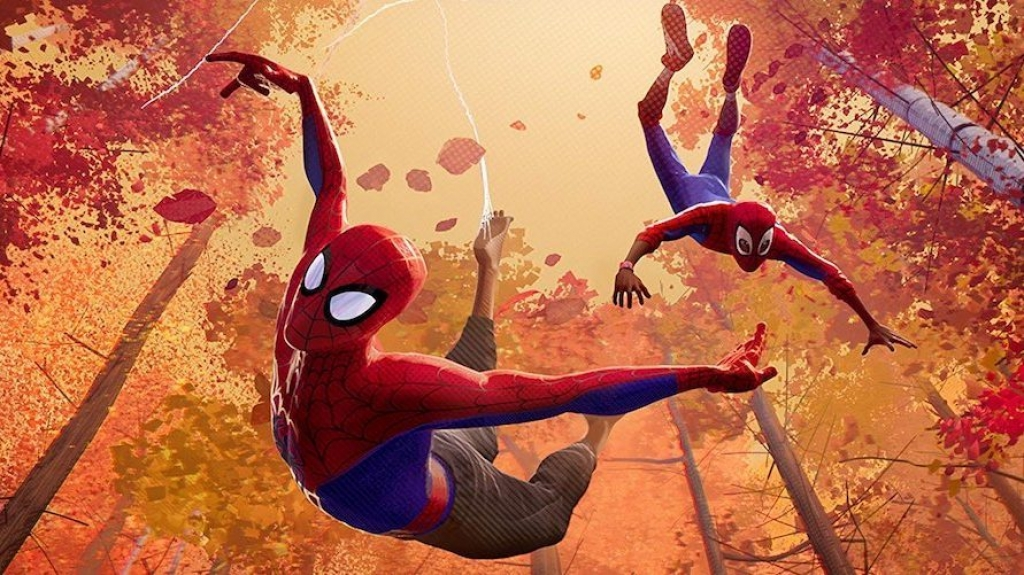 ly do sony danh bai disney tai oscar bang spider man into the spider verse