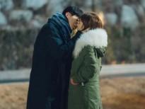 Lee Dong Wook và Yoo In Na tình tứ trao nhau nụ hôn đầu trong 'Touch your heart'