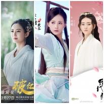 3 my nu tuong khong hay ma hay khong tuong trong cac phim remake vo hiep