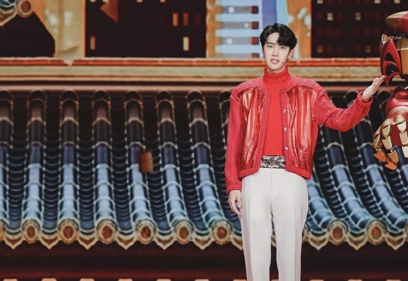 Vương Nhất Bác, Trương Nghệ Hưng, Chu Nhất Long trở thành Top 3 diễn viên được chú ý nhất Xuân Vãn