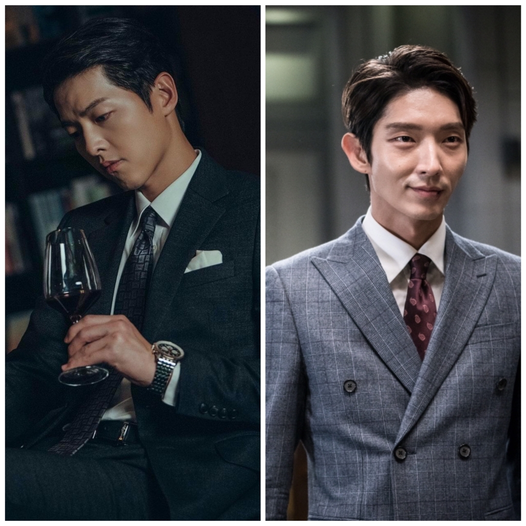 Song Joong Ki và Lee Jun Ki - Ai mới là luật sư 'sexy' nhất màn ảnh nhỏ?