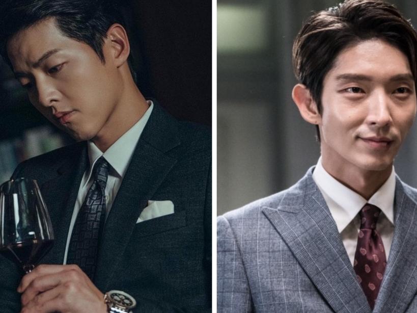 Song Joong Ki và Lee Jun Ki - Ai mới là luật sư 'sexy' nhất màn ảnh Hàn?