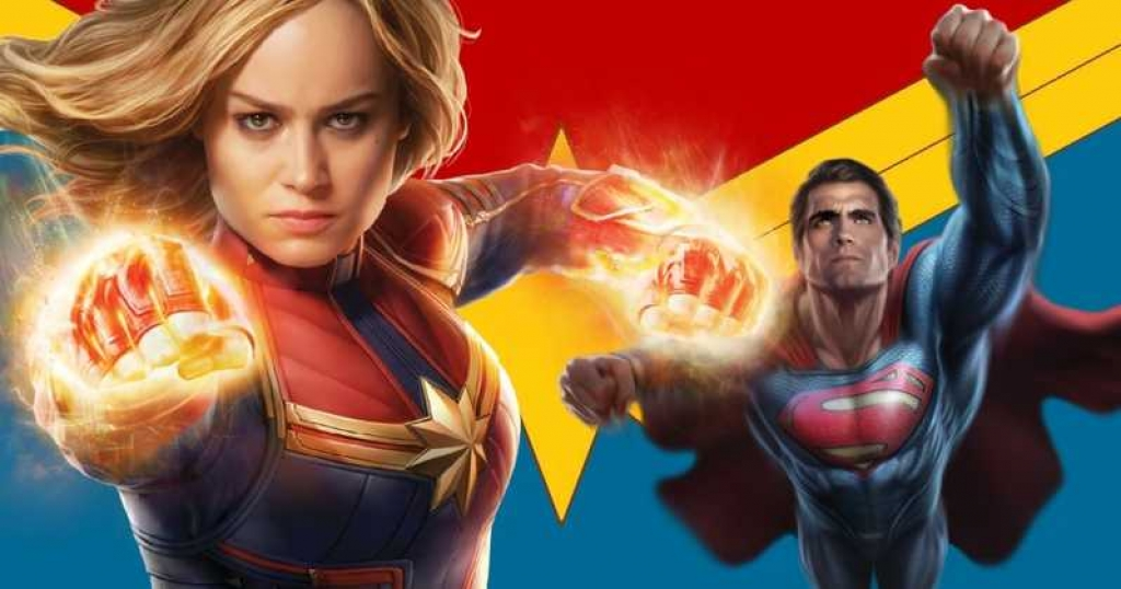 brie larson khang dinh captain marvel co the ha do van superman