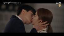 Khán giả Hàn vui mừng khôn xiết khi cặp đôi 'Touch your heart' tái hợp bằng nụ hôn 'cháy bỏng'