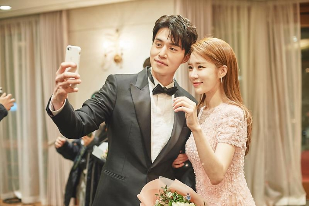 khan gia han hai long voi ket thuc cua touch your heart nuoi tiec cap doi yoo in na va lee dong wook