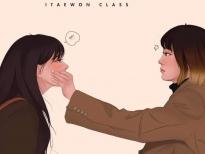fan ban qua mo truyen goc itaewon class tim cai ket