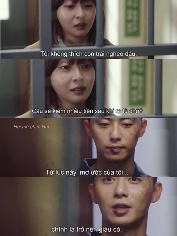 soo ah cua itaewon class toi cho co gai do