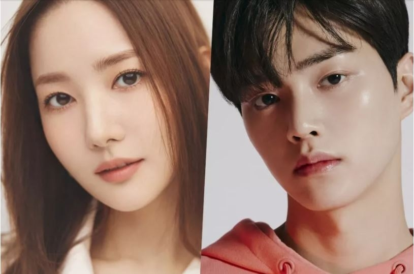 Song Kang và Park Min Young 'yêu đương' trong phim mới, lại một chuyện tình 'em muốn lái chị'?
