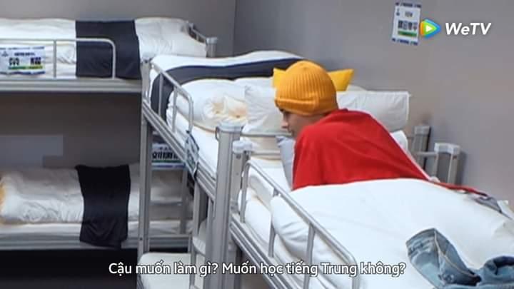 Chán không muốn đi thi, thực tập sinh 'Sáng tạo doanh' giả bộ 'dốt' tiếng Trung để khỏi phải lên hình