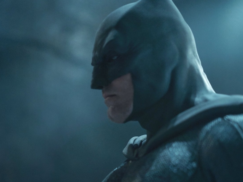 Batman - 'tên hề' trong 'Josstice League' trở lại làm 'đấng vô đối' trong 'Zack Snyder's Justice League'