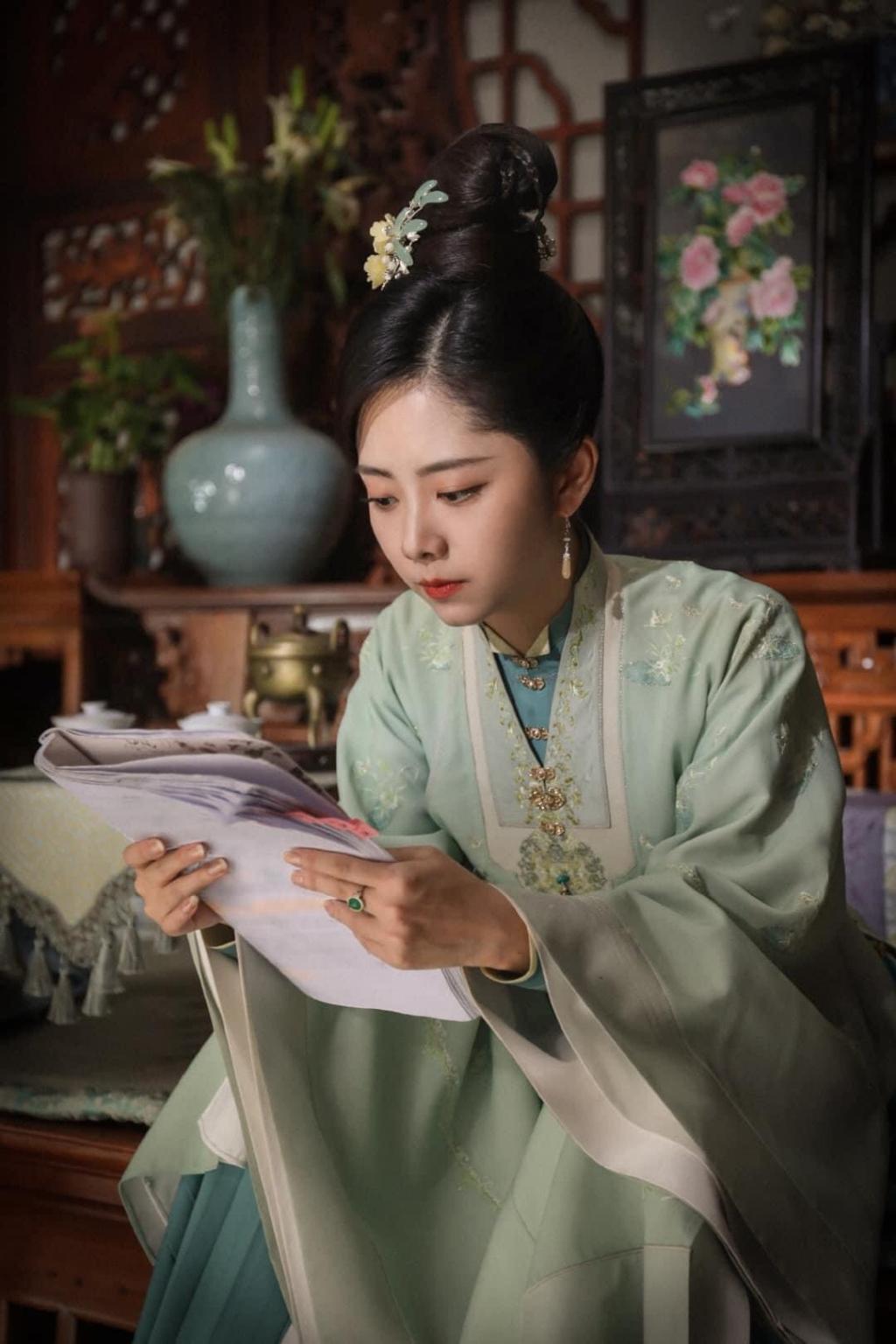 Đàm Tùng Vận - áp lực vượt qua cái bóng của 'Cẩm Y Chi Hạ' để diễn xuất thần trong 'Cẩm Tâm Tựa Ngọc'
