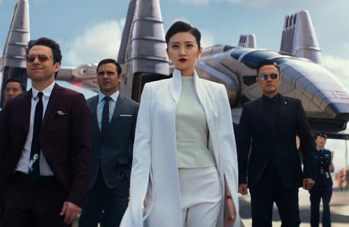 Cảnh Điềm: Từ kẻ bị Hollywood xua đuổi đến vai chính xuất sắc khó tin trong 'Tư Đằng'