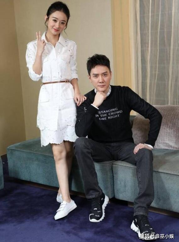 Triệu Lệ Dĩnh để lộ giấy xác nhận ly hôn cùng Phùng Thiệu Phong