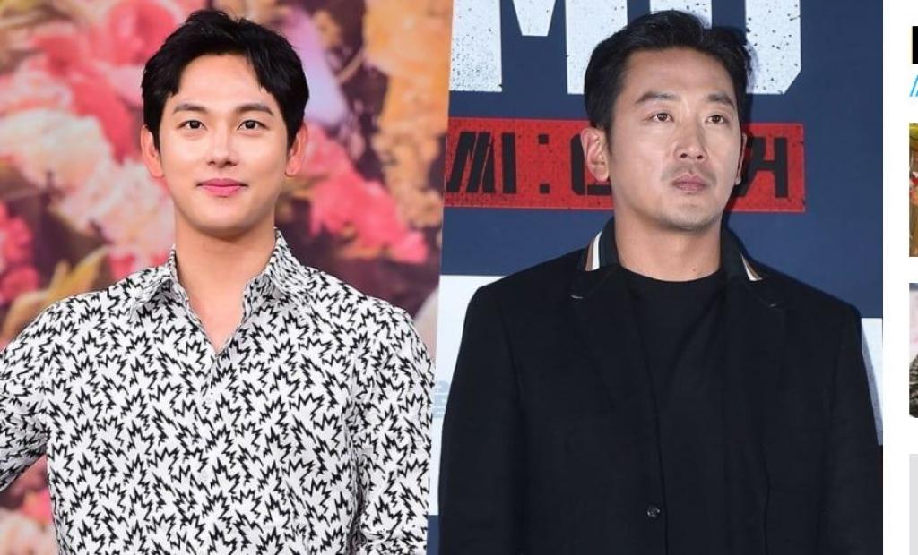 Im Siwan cùng 'vệ thần' Ha Jung Woo tham gia phim nói về cột mốc lịch sử thể thao Hàn