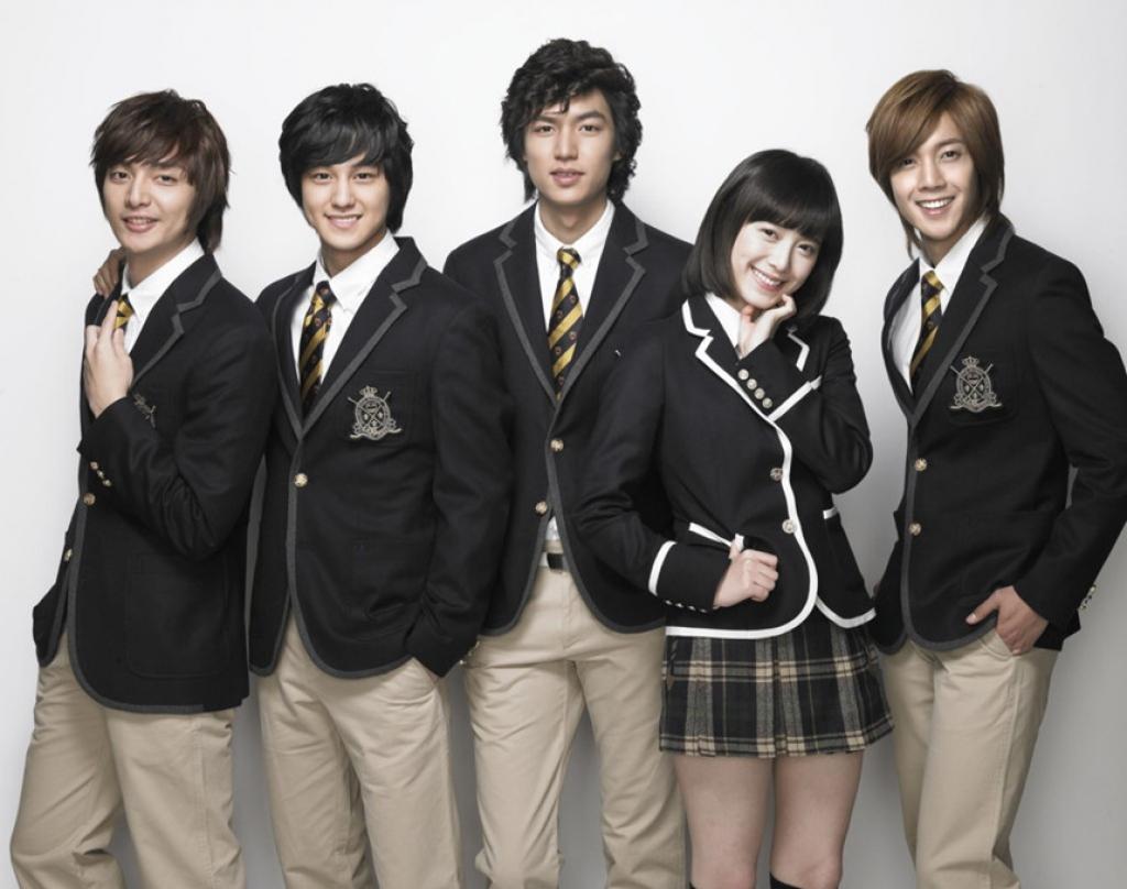 goo hye sun bat ngo tai ngo mot mau cua f4 sau 10 nam boys over flowers len song