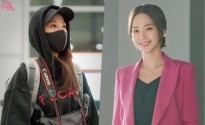 park min young the hien phan ung hoa hoc tuyet voi voi cac ban dien trong her private life