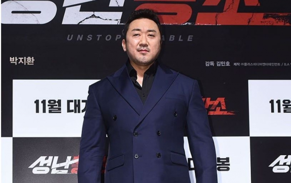 sao phim train to busan ma dong seok tham gia phim sieu anh hung marvel