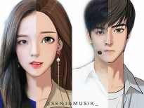 true beauty cast cha eun woo vao vai chinh dan mang de cu them jisoo blackpink