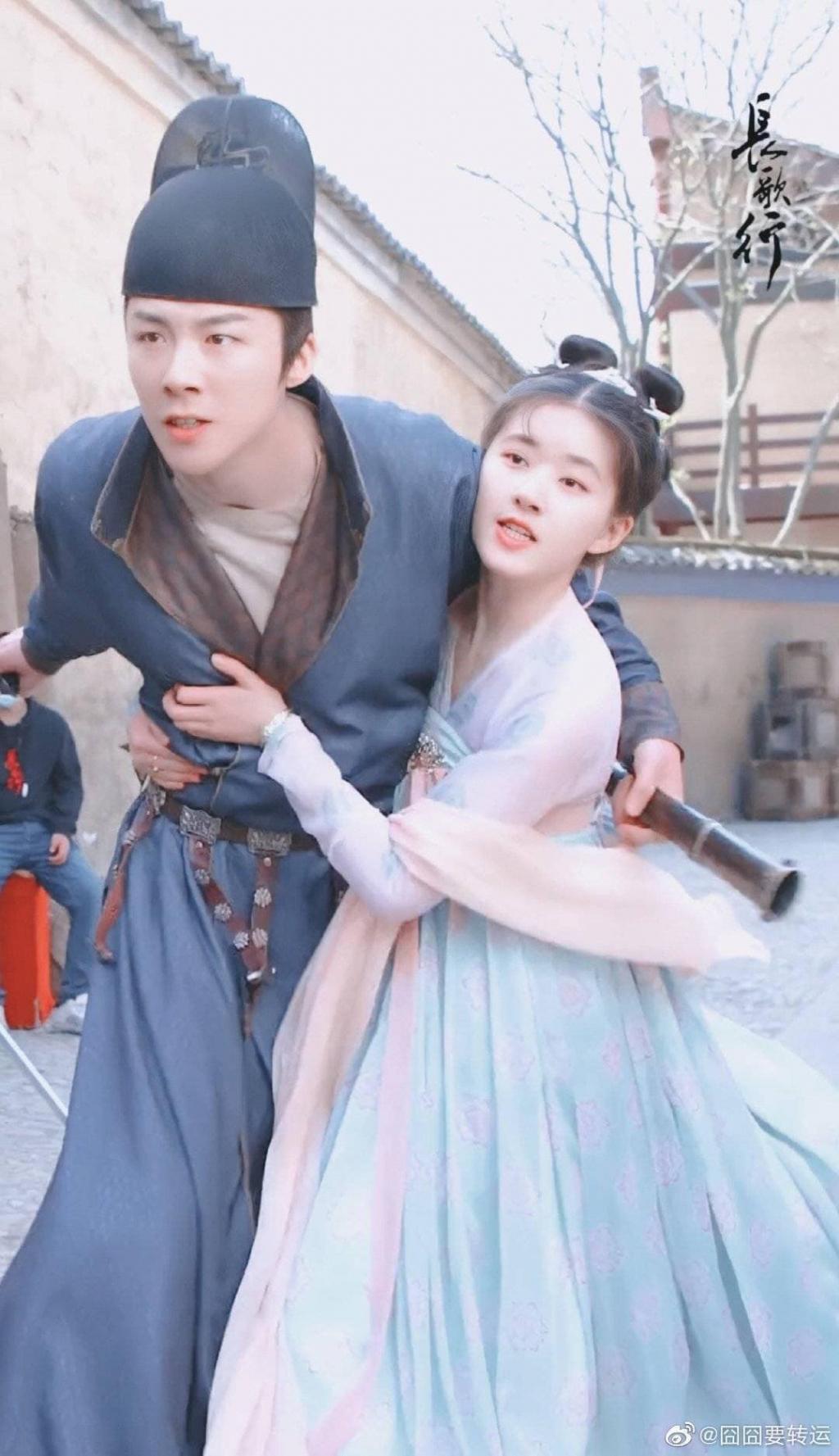 'Trường Ca Hành': Triệu Lộ Tư cùng mỹ nam Lưu Vũ Ninh tạo couple siêu thoại với 50 triệu lượt yêu thích