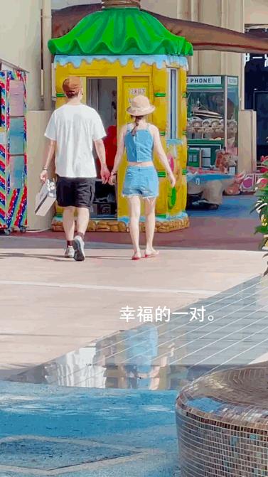 Trương Vũ Kiếm và Ngô Thiến lộ ảnh ra đình chi chơi hạnh phúc hậu lùm xùm