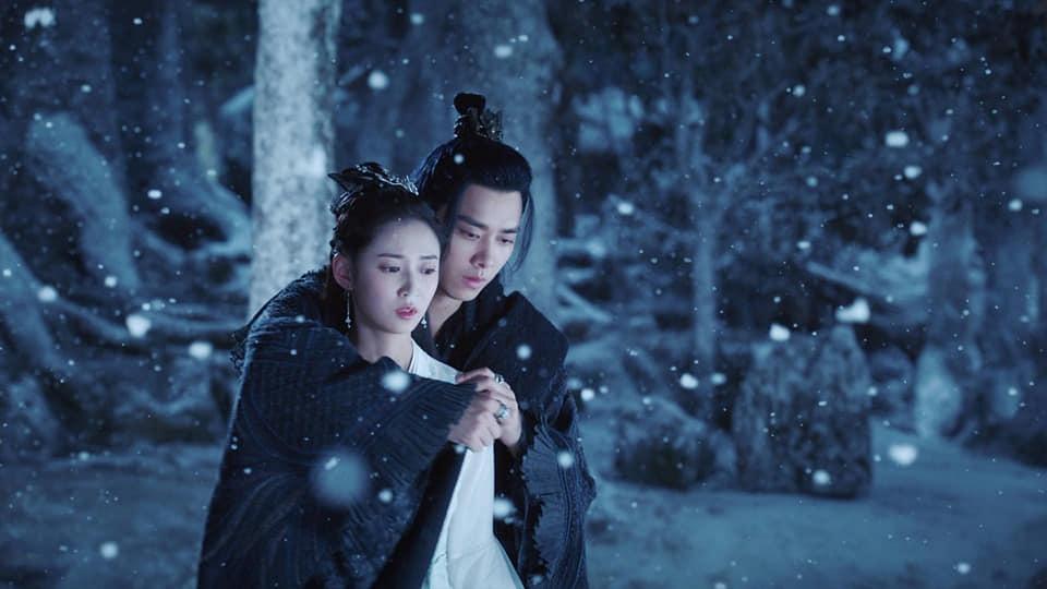 'Kính Song Thành': Trần Ngọc Kỳ đẹp như Triệu Mẫn năm nào, Lý Dịch Phong tung chưởng đầy uy lực
