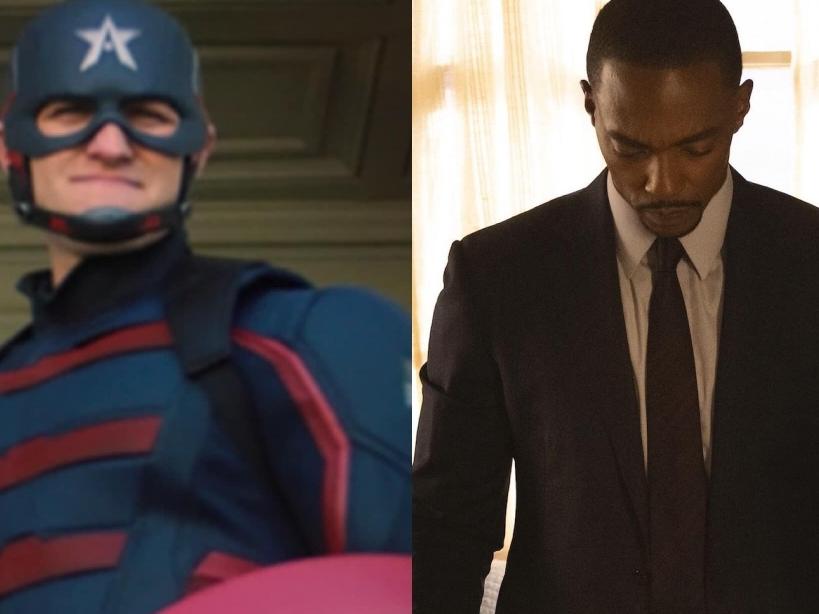 'The Falcon and The Winter Soldier': Trách nhiệm nặng nề của Captain America 'da màu'