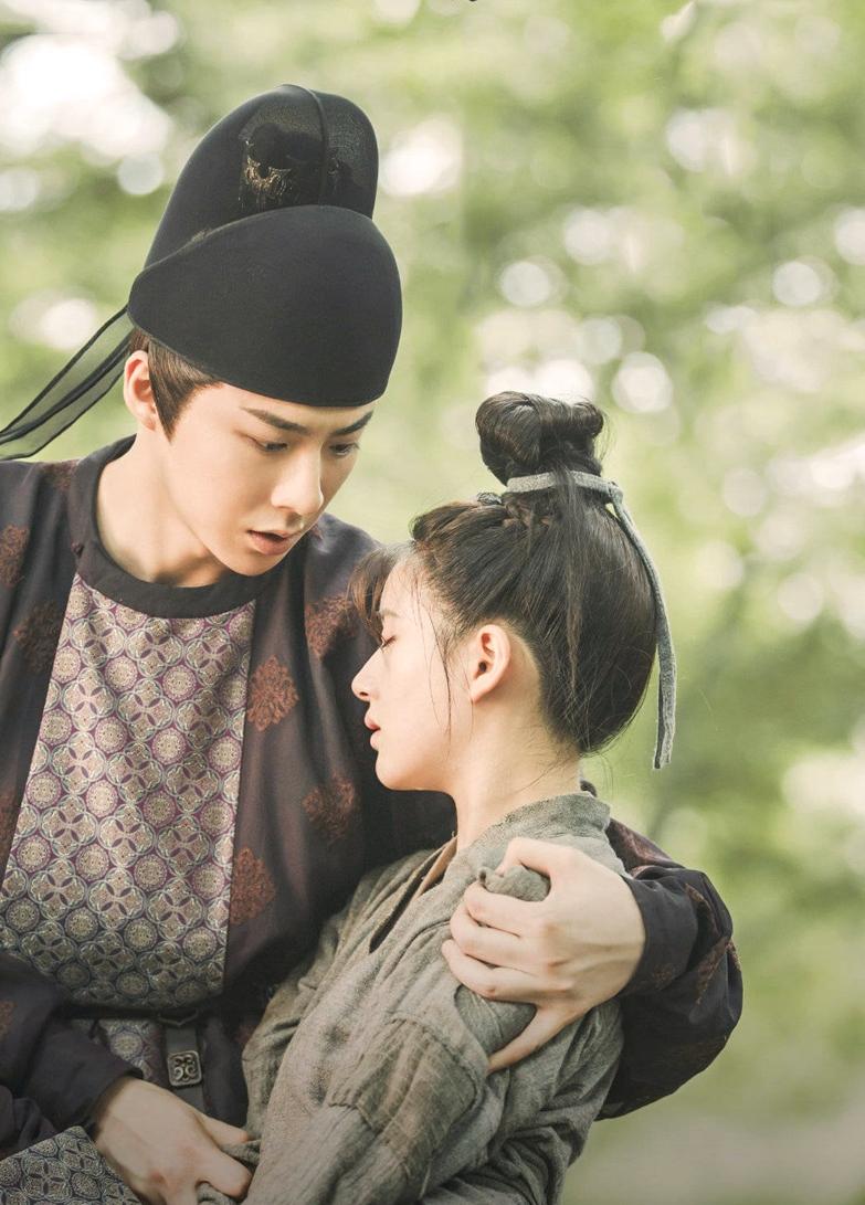 Triệu Lộ Tư thành đôi với Lưu Vũ Ninh trong dự ánh 'xuyên không' mới, liệu có phải 'Trần Thiên Thiên trong lời đồn 2'?