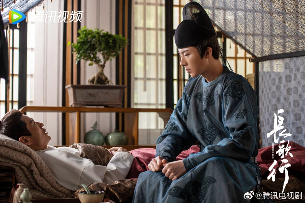 'Ngỡ ngàng' với sự giản dị của Lưu Vũ Ninh - bảo sao xưng đang làm 'chồng' của Triệu Lộ Tư trong Trường Ca Hành