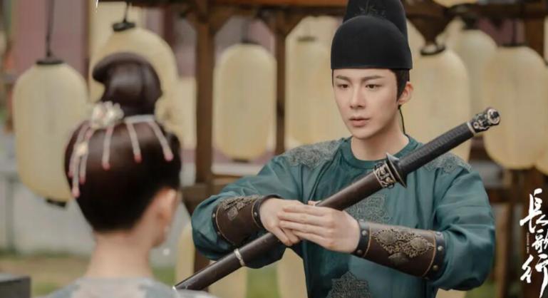 Lưu Vũ Ninh từng cho rằng 'Trường Ca Hành' nghèo kinh phí nên đạo diễn mới mời mình về diễn