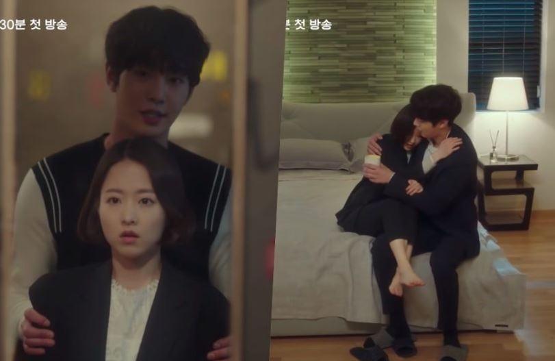 Trailer chính thức của 'Abyss': Hóa ra Ahn Hyo Seop mới là kẻ giết Park Bo Young?