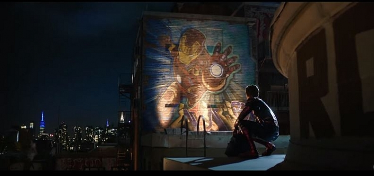 trailer 2 cua spider man far from home dung click vao neu chua xem avengers endgame