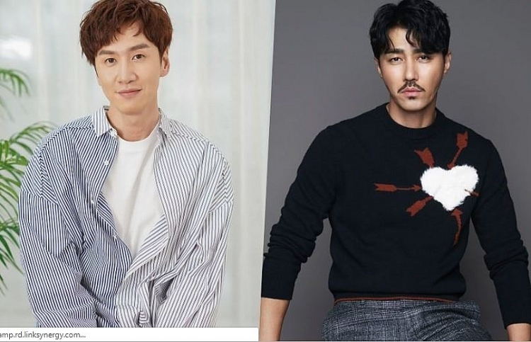 lee kwang soo dang dam phan dong phim ve tham hoa cung cha seung won