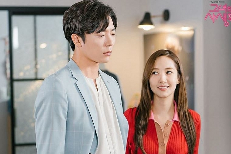 absolute boyfriend mo man tham bai fan bat binh vi rating cua her private life tiep tuc giam