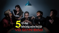 Những lý do khiến 'Vô gian đạo', phim remake từ 'Thánh bịp vô danh' hứa hẹn là phim Việt đáng xem