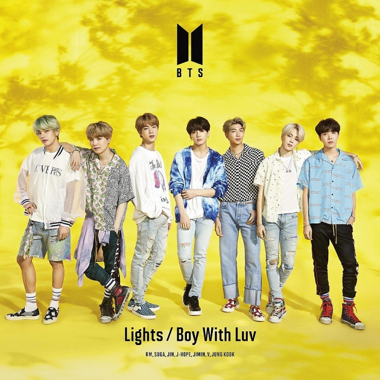 bts gay nho thuong tren bia dia moi lightsboy with luv bang tieng nhat