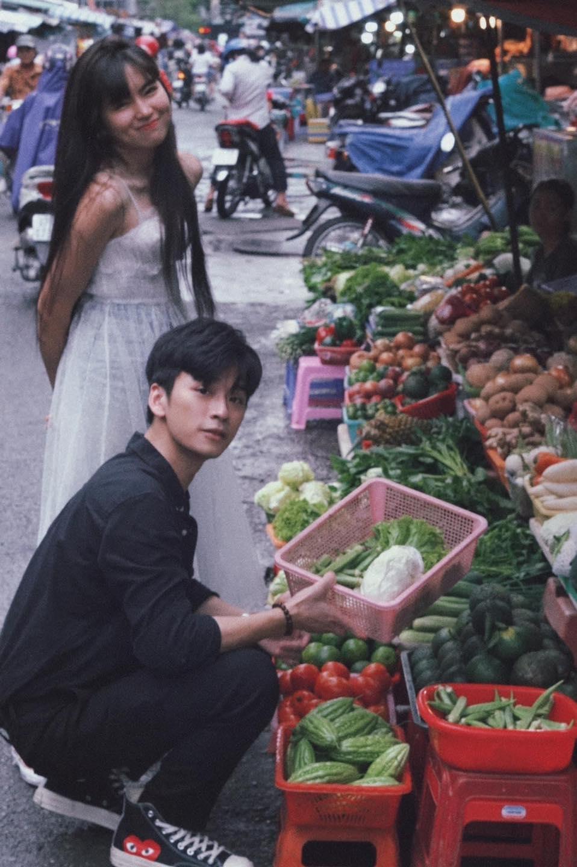 Tung bộ ảnh tình bể bình, fan nhiệt tình 'đẩy thuyền' Khánh Vân - Trần Nghĩa